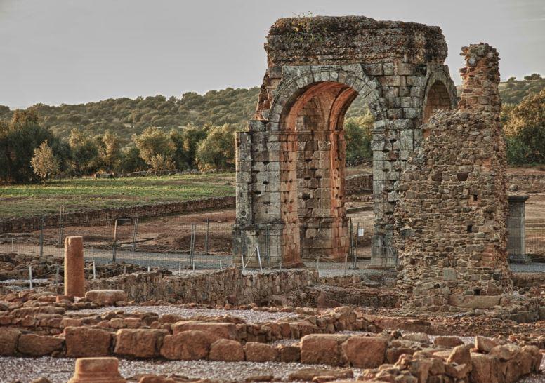Caparra Extremadura