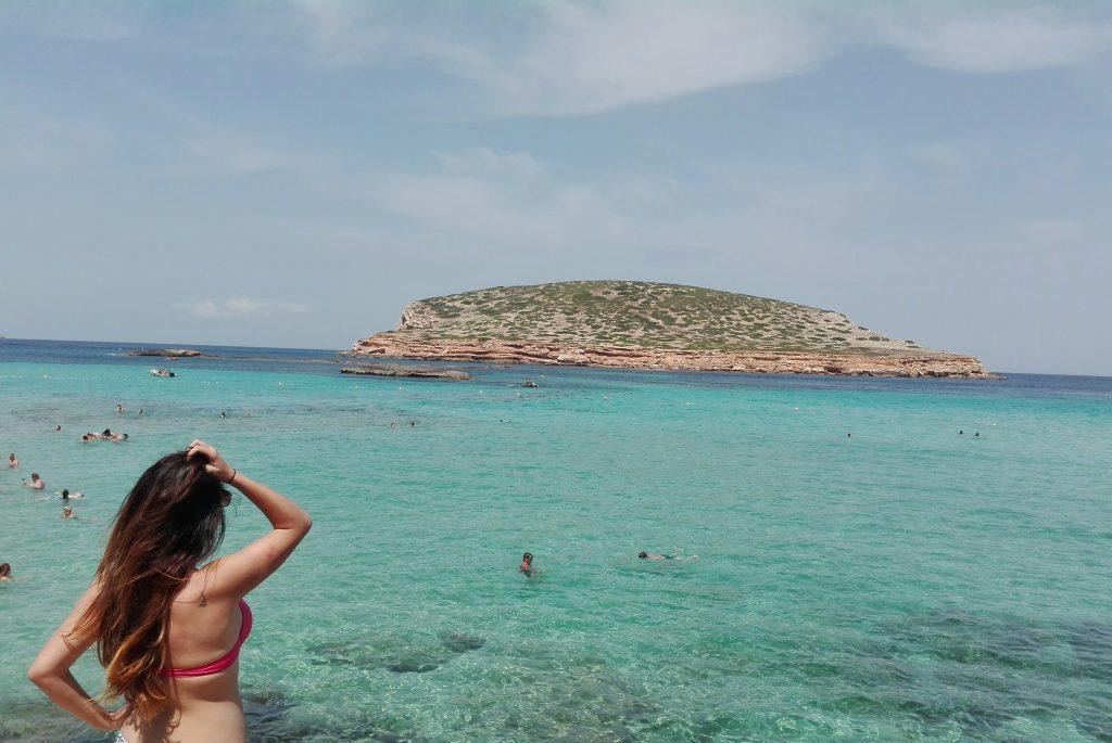 Cala Comte Ibiza Itinerario