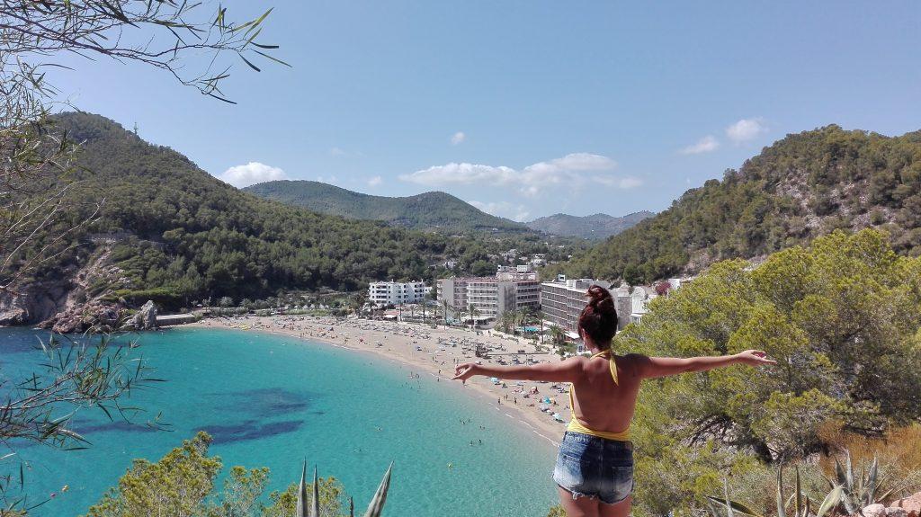 ala San Vicente Ibiza Itinerario