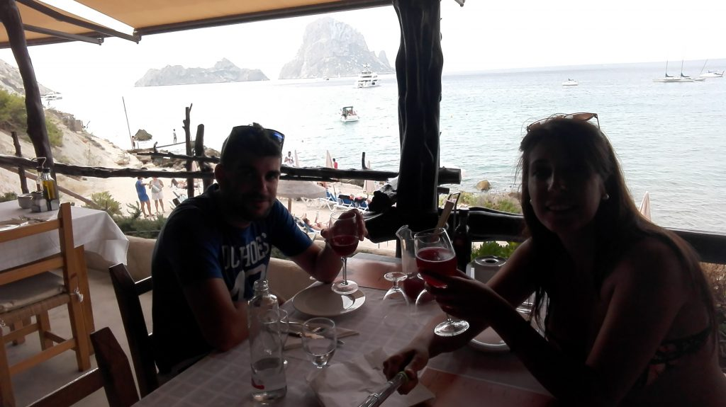 Cala Es Vedrá Ibiza Itinerario
