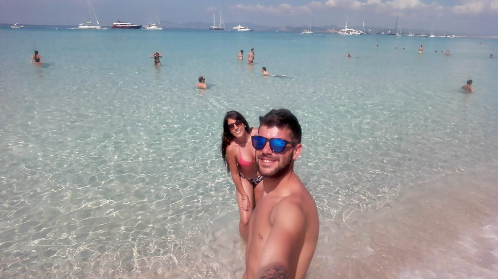 Formentera e Ibiza Itinerario