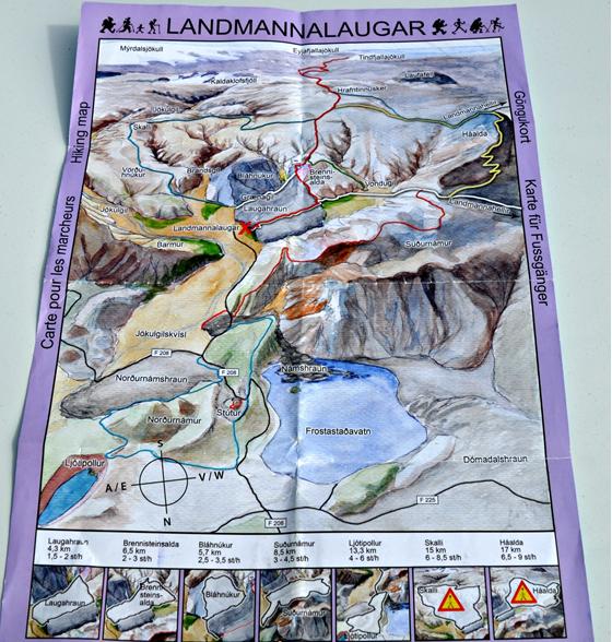 Excursión a Landmannalaugar - Tierras Altas de Islandia
