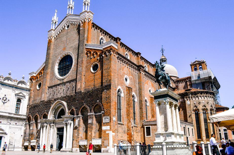 Basilica Santi Giovanni Venecia que ver