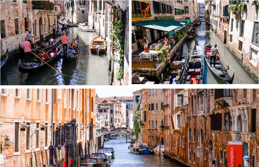 Calles de Venecia que ver