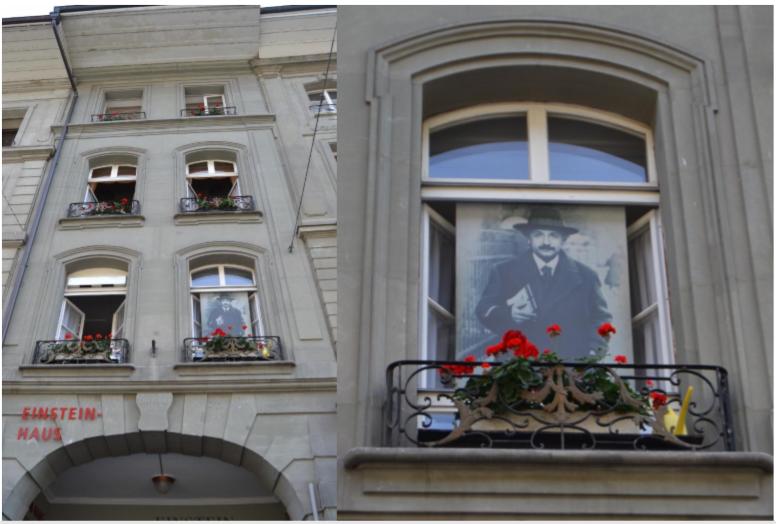 Casa de Albert Einstein