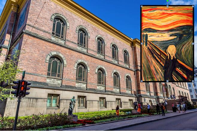 Galeria Nacional Oslo