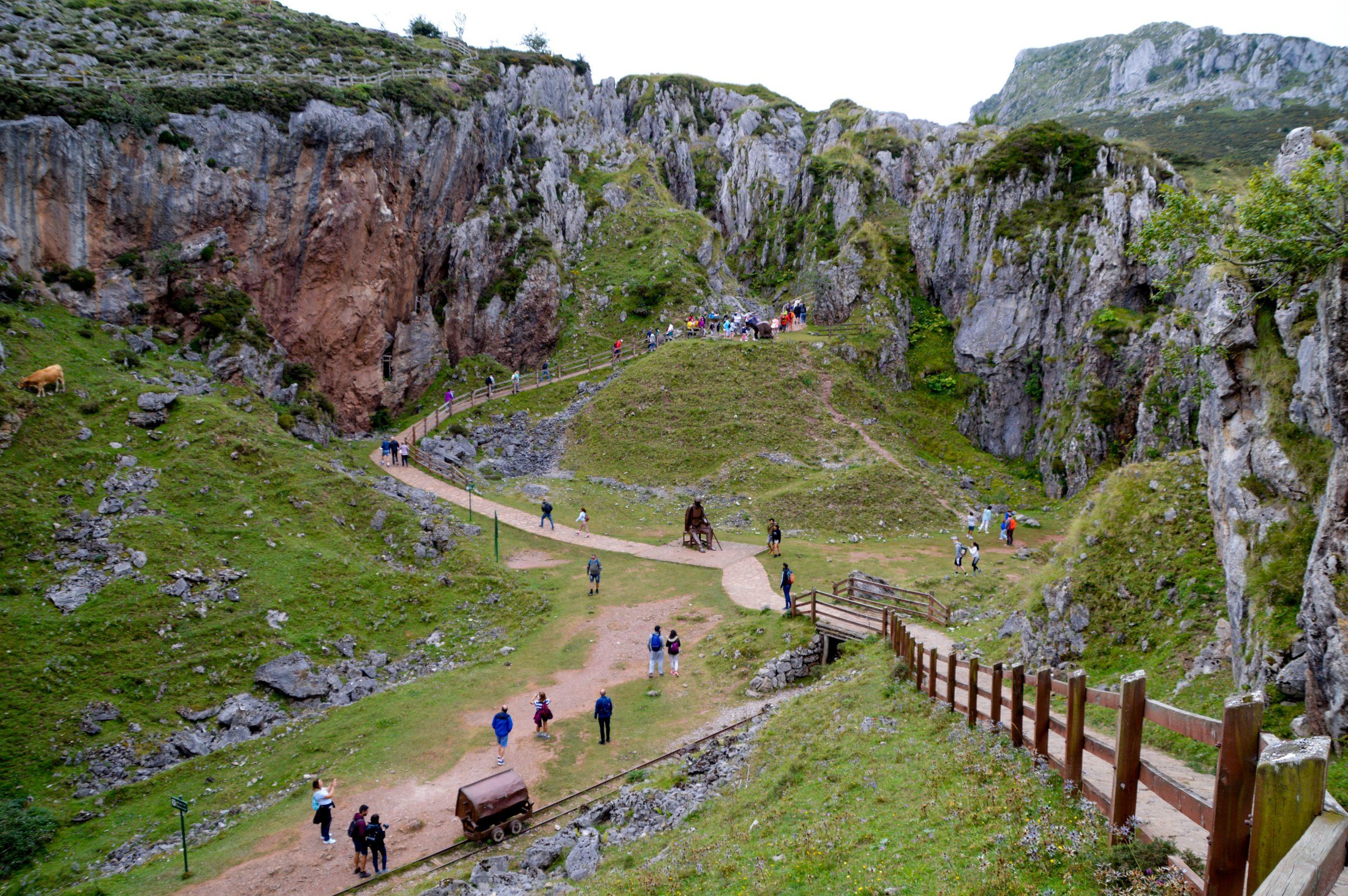 Lagos de Covadonga que ver en Asturias