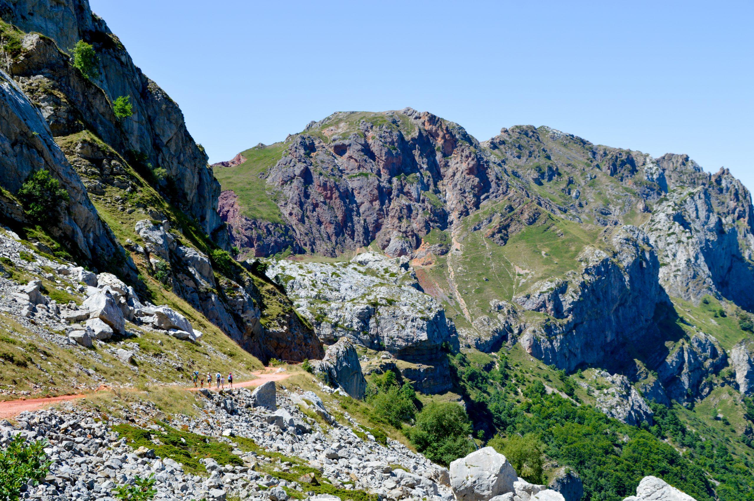Lagos de Saliencia que ver en Asturias
