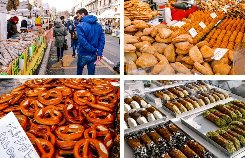 Mercado Milan que ver