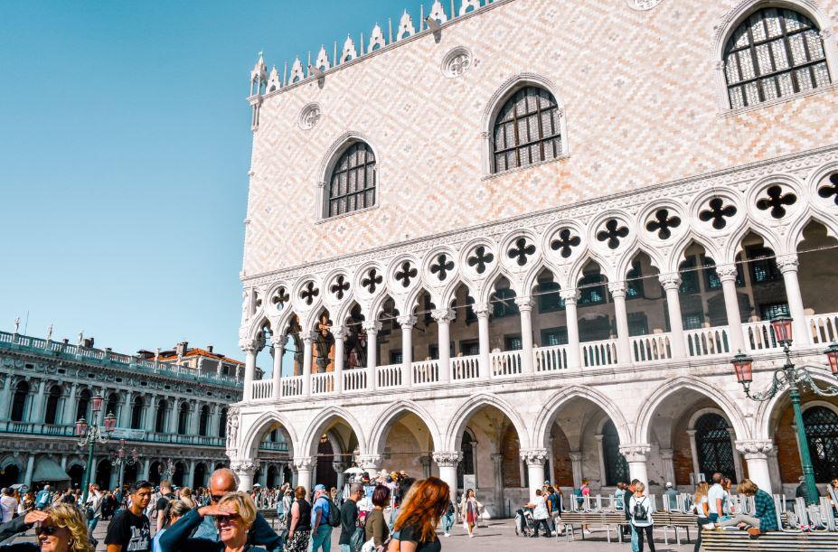 Palacio Ducal Venecia que ver