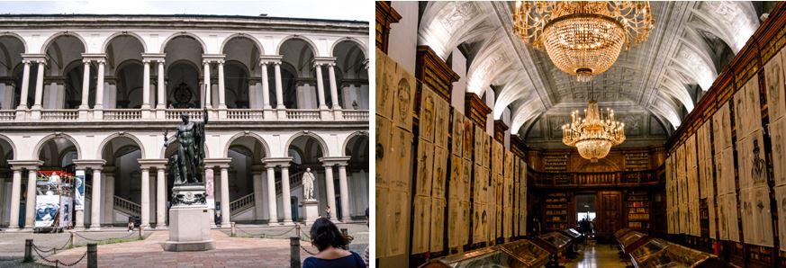 Pinacoteca di Brera Que ver en Milán
