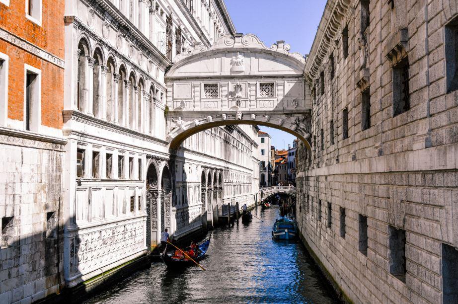 Puente de los suspiros Venecia que ver