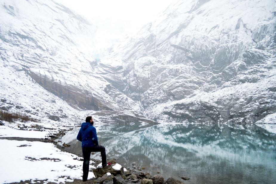 Ruta Glaciar Briksdalbreen Noruega que ver