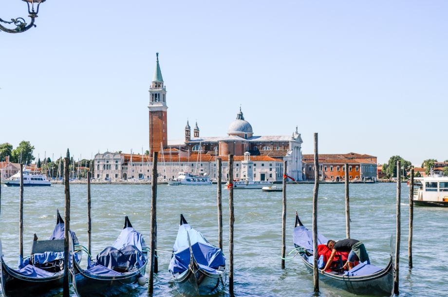 San Giorggio Maggiore Venecia que ver
