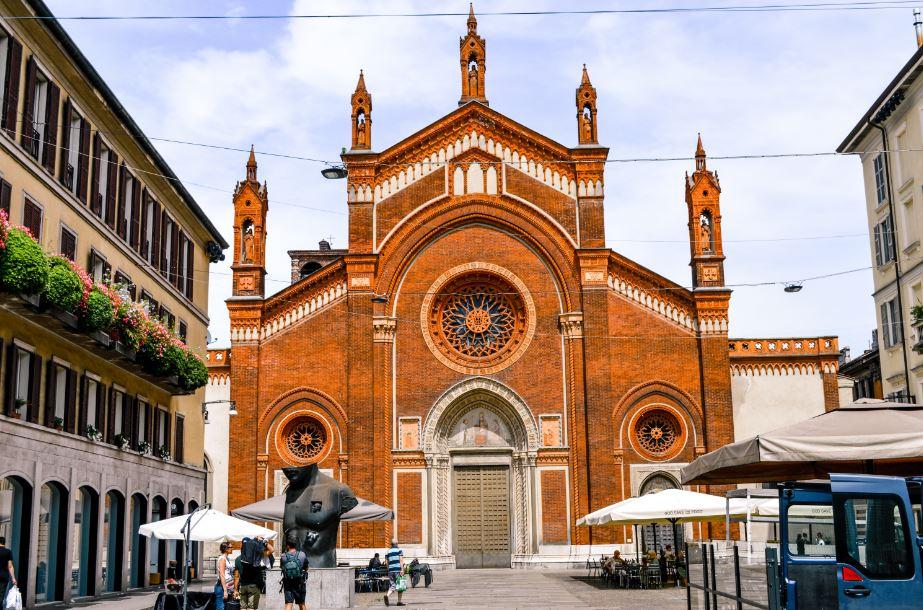 Santa Maria delle Grazie Que ver en Milán