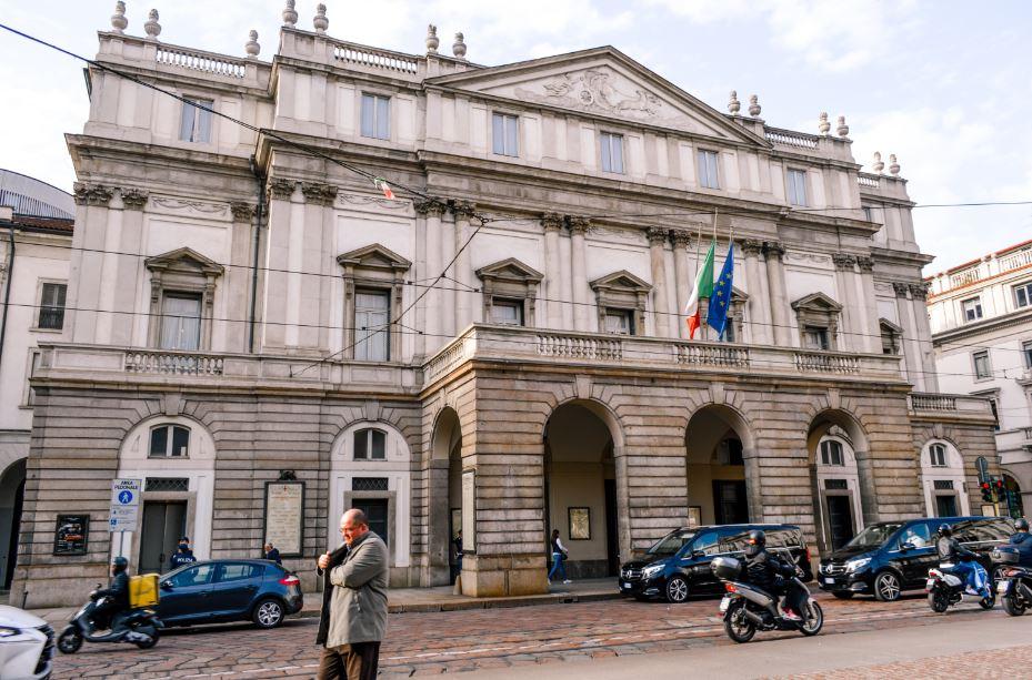 Teatro la Scala que ver en Milán