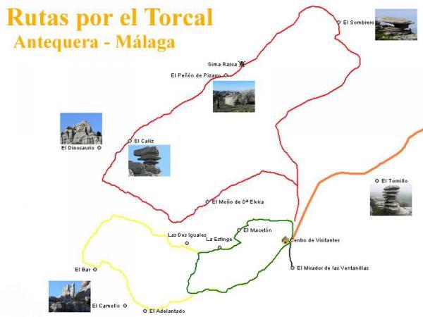 Ruta Torcal Antequera Malaga