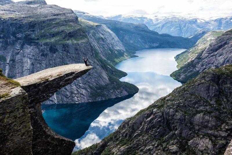 trolltunga Noruega