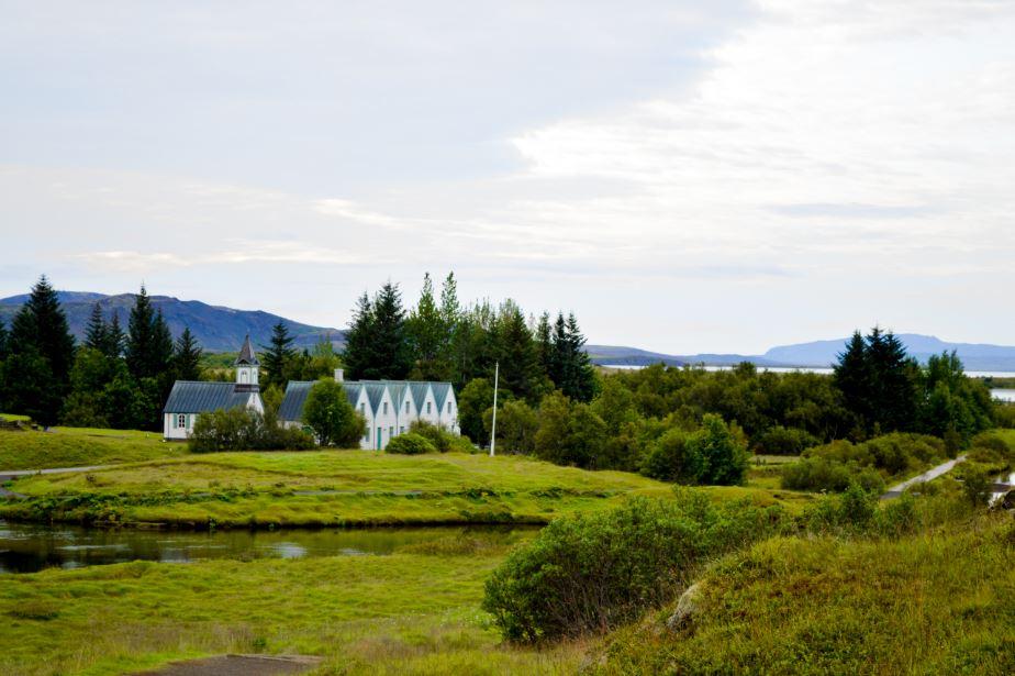 Circulo Dorado Parlamento Islandes