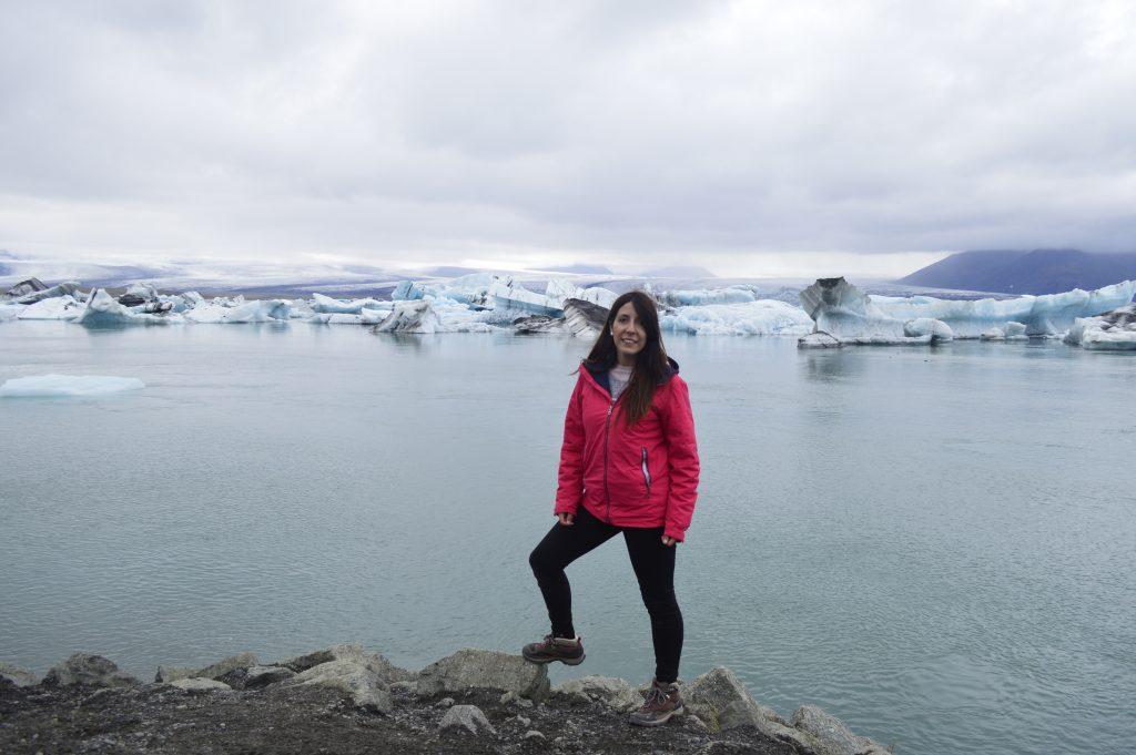 Laguna Glaciar Jökulsárlón Islandia