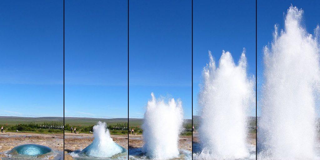 Geyser Islandia Circulo Dorado