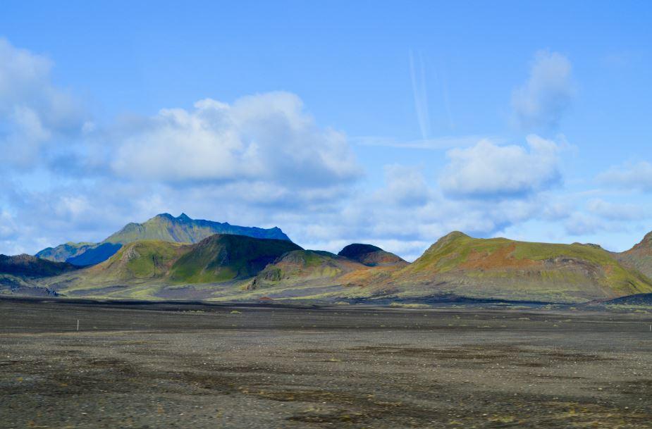 Ruta a Landmannalaugar