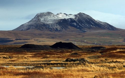 volcan hekla Islandia