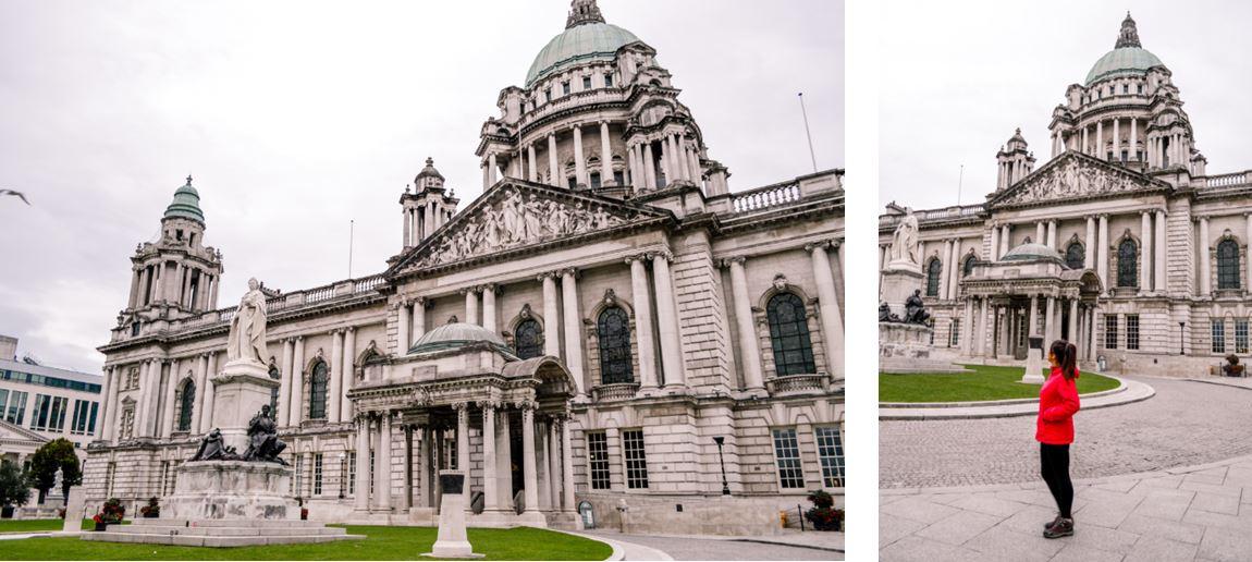 Ayuntamiento de Belfast que ver