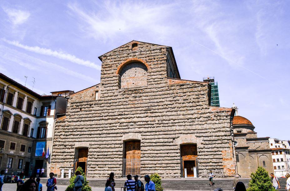 Basilica de San Lorenzo Florencia