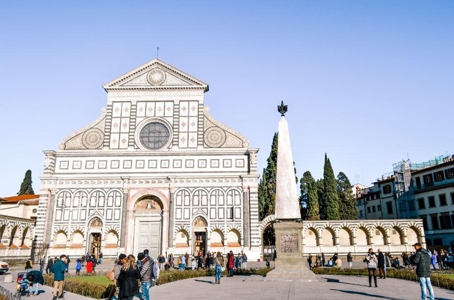 Iglesia Santa Maria Novella Florencia que ver