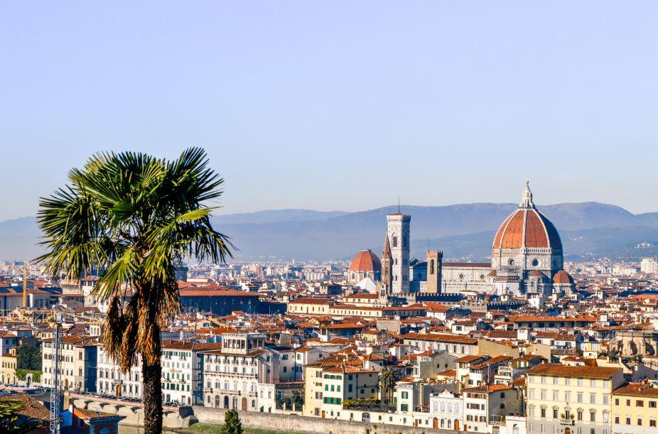 Piazza San Michaelo Florencia que ver