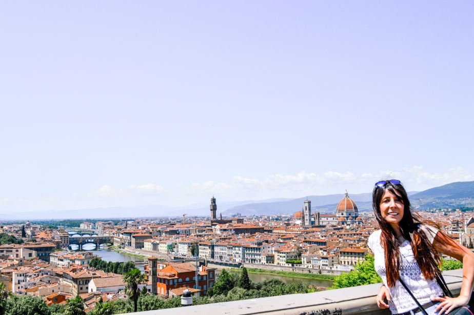 Piazzale Michaenlo Florencia