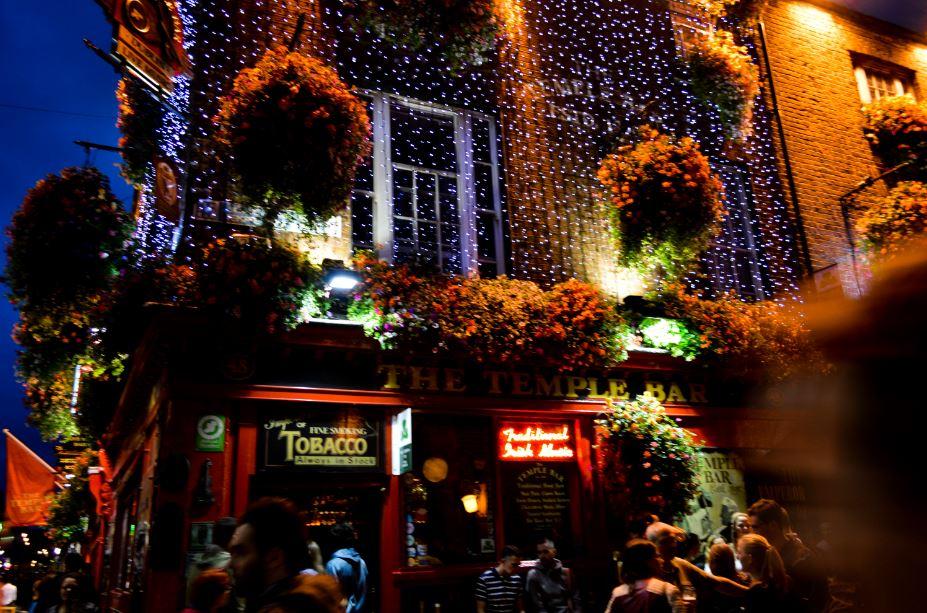Temple bar Dublin Irlanda