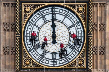 Palacio de Westminster Londres Big Ben
