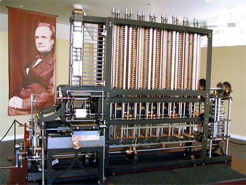 calculadora de Babbage