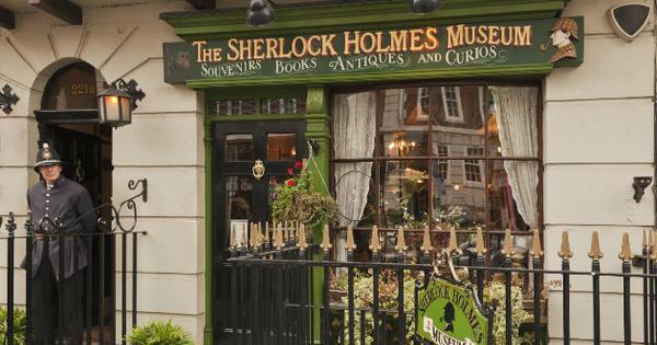 Museo de Sherlock Holmes Londres