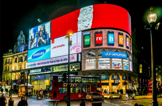 picadilly Londres