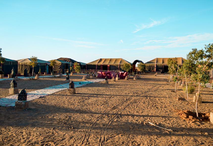 Campamento Merzouga