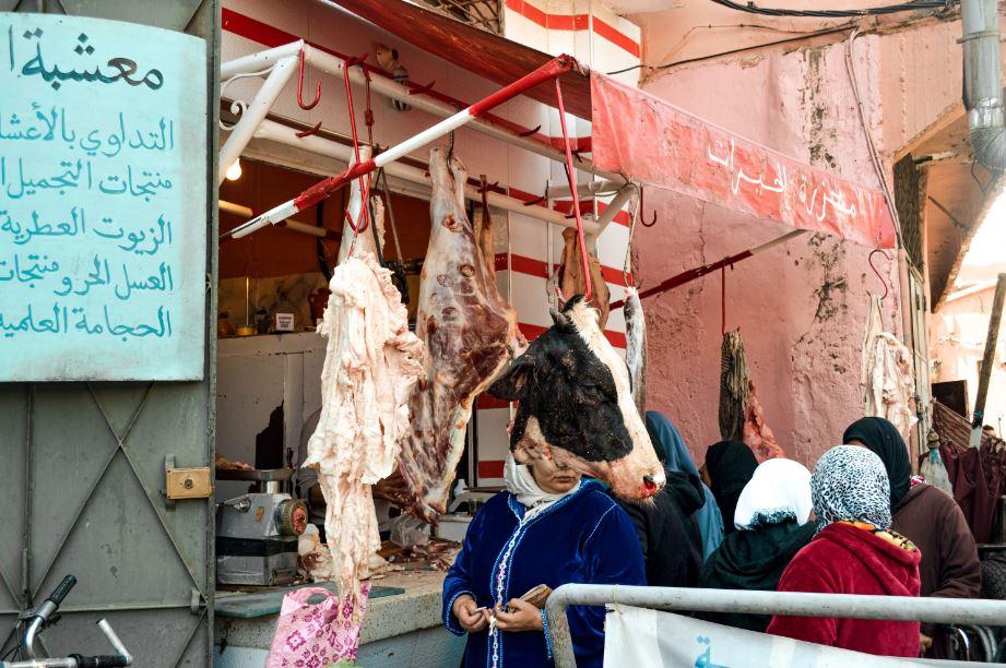Carnicerias Marrakech