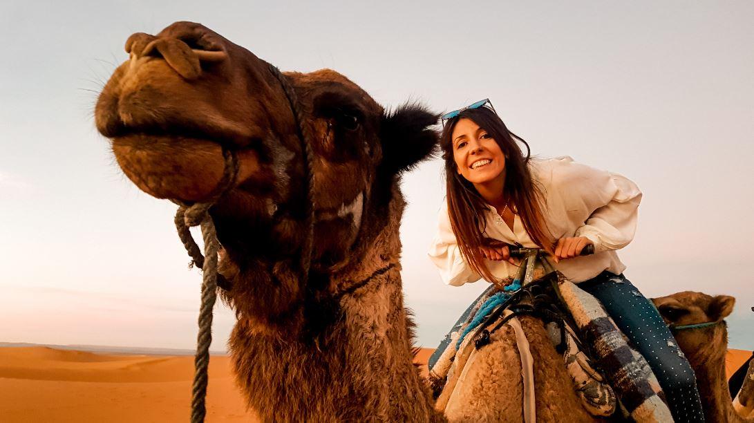 Desierto Merzouga Marruecos