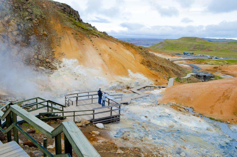 Krisuvik Islandia