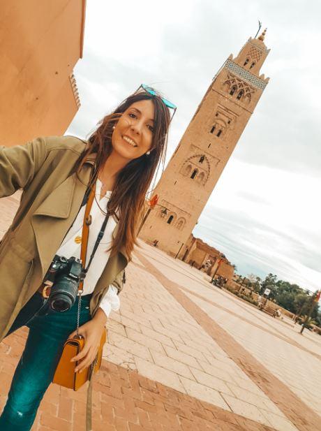 Mezquita de la Kutubia - Que ver en Marrakech