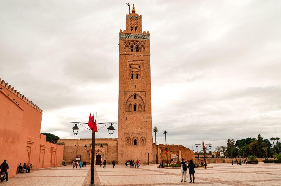 Marrakech La Kutubia