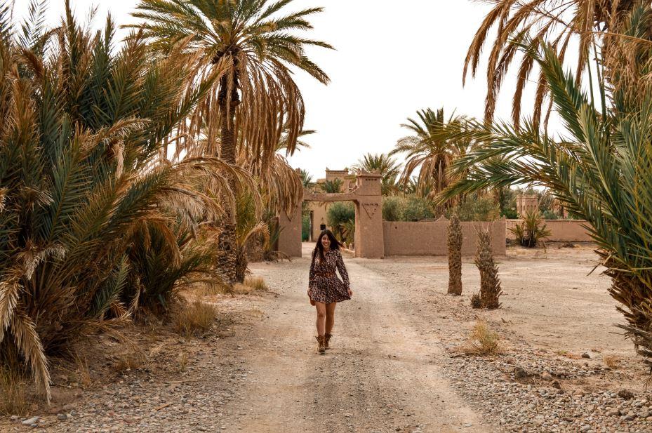 Skoura Kasbah Marruecos