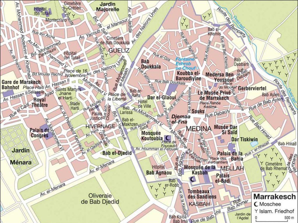 marrakech plano