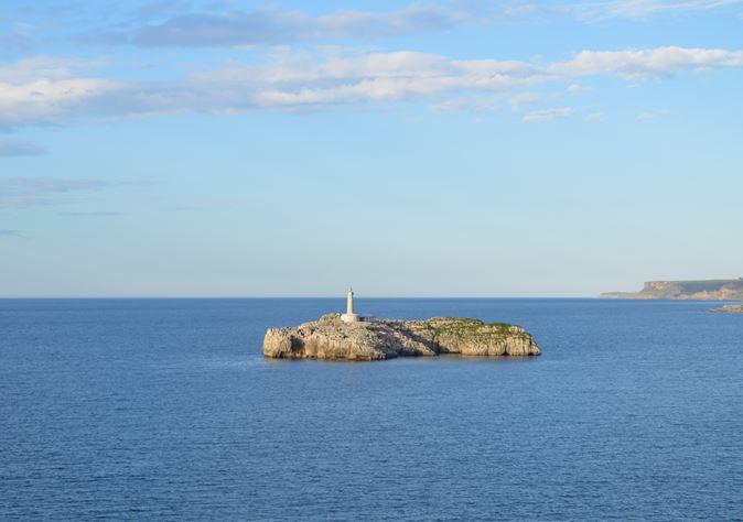 Isla de Mouro santander