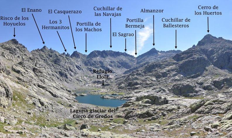Ruta de la Laguna Grande de Gredos