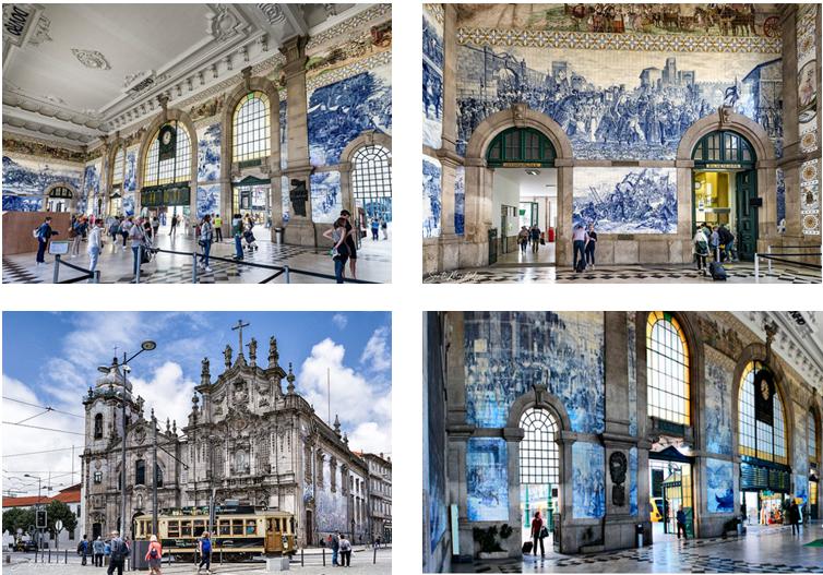 Estacion de San Benito Oporto