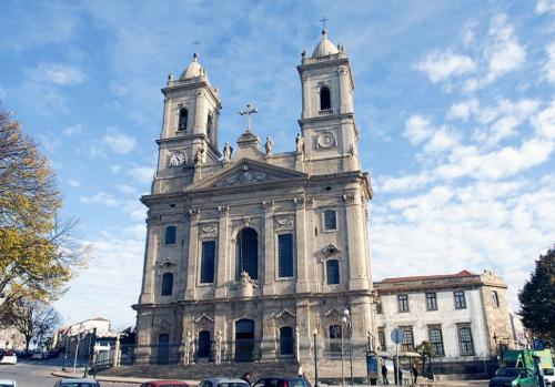 Iglesia de la Trinidad Oporto
