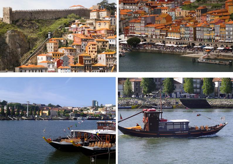 Ribera del Duero Oporto